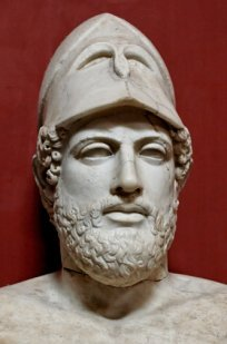 Pericles from a History of Athens on Greece Travel Secrets