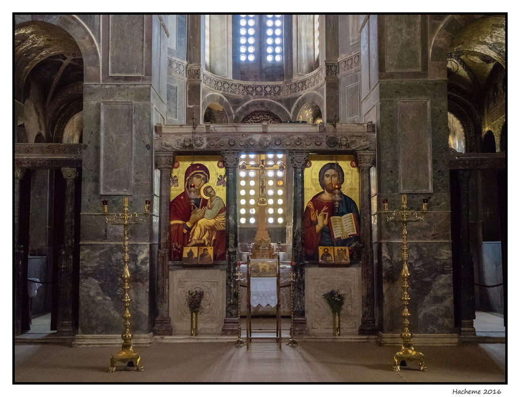 Byzantine Church of Osios Loukas