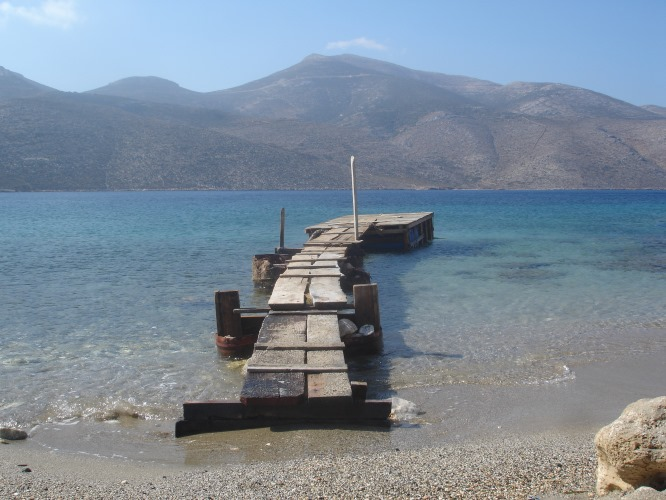 Amorgos in the Cyclades Islands of Greece, pinned from http://www.greece-travel-secrets.com/Amorgos.html