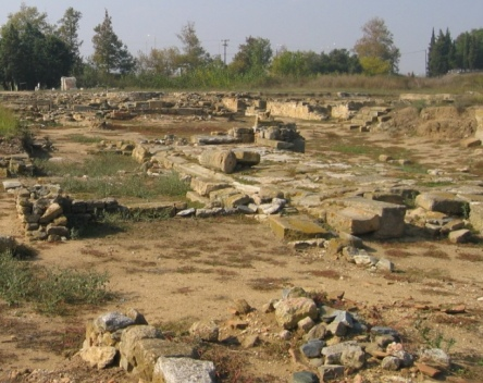 Avdira and its ancient archaeological site: http://www.greece-travel-secrets.com/Avdira.html