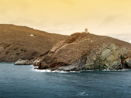 Andros in the Cyclades Islands of Greece: http://www.greece-travel-secrets.com/Andros.html