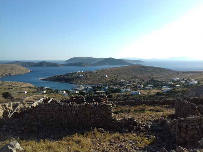 Arki in the Dodecanese photo by Jennifer Barclay