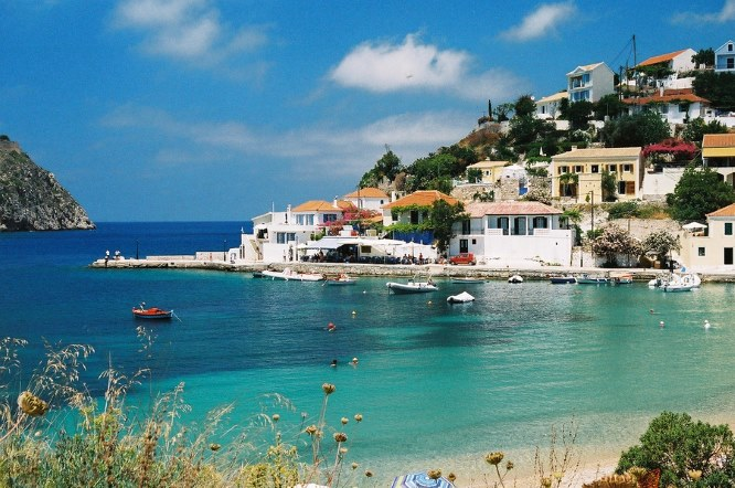 Kefalonia Travel Guide Book