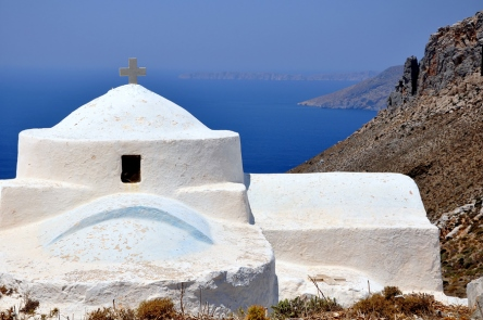 Astypalaia in the Dodecanese Islands of Greece: https://www.greece-travel-secrets.com/Astypalaia.html