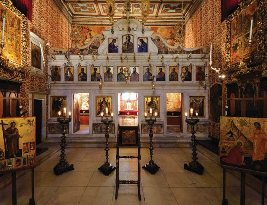 The Byzantine Museum in Corfu Town
