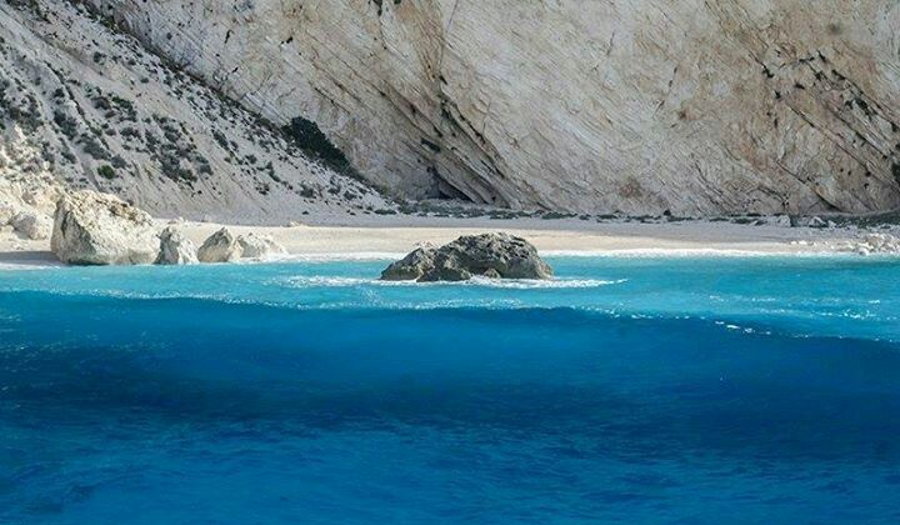 Othoni, one of Corfu's offshore islands