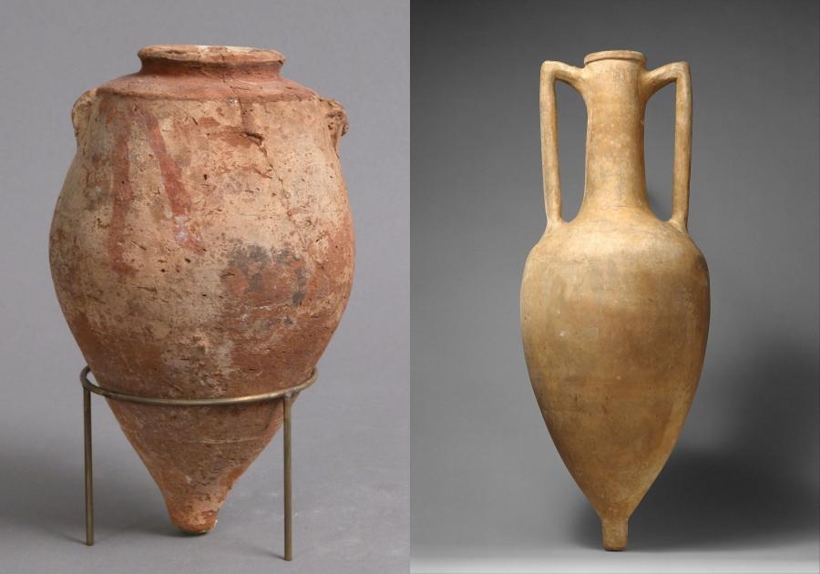 Greek Amphorae