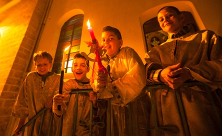 Celebrating Easter in Greece: http://www.greece-travel-secrets.com/Corfu-Festivals-and-Events.html
