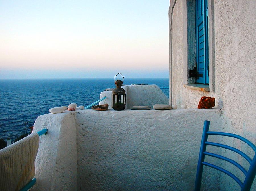 Ikaria in the North-East Aegean Islands of Greece