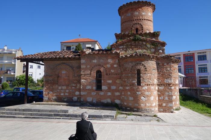 Church in Kastoria