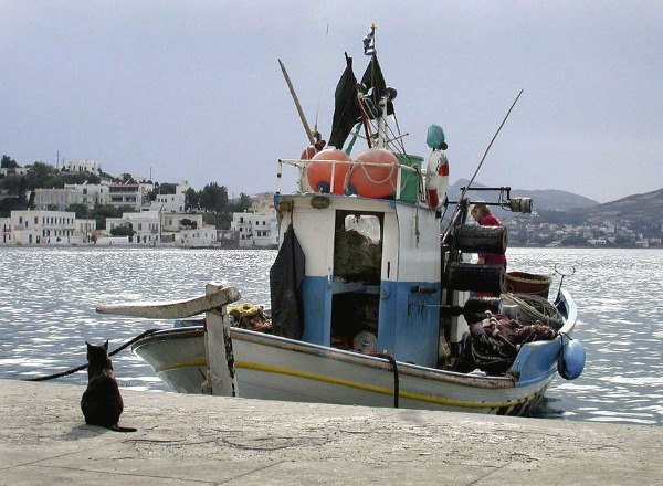 Leros in the Dodecanese Islands of Greece: http://www.greece-travel-secrets.com/Leros.html