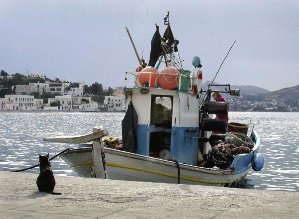 Leros in the Dodecanese Islands of Greece: http://www.greece-travel-secrets.com/Leros.html