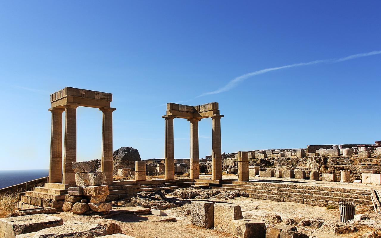 The Acropolis at Lindos