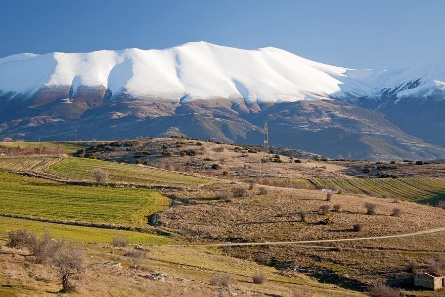 Mount Olympus, the highest mountain in Greece: http://www.greece-travel-secrets.com/Mount-Olympus.html