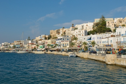 Naxos in the Cyclades: http://www.greece-travel-secrets.com/Naxos.html