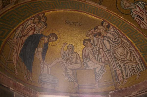 The Washing of the Apostles' Feet
