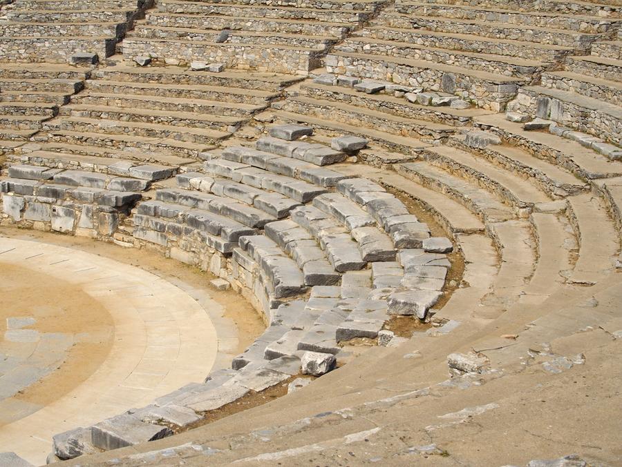 The Theatre at Philippi