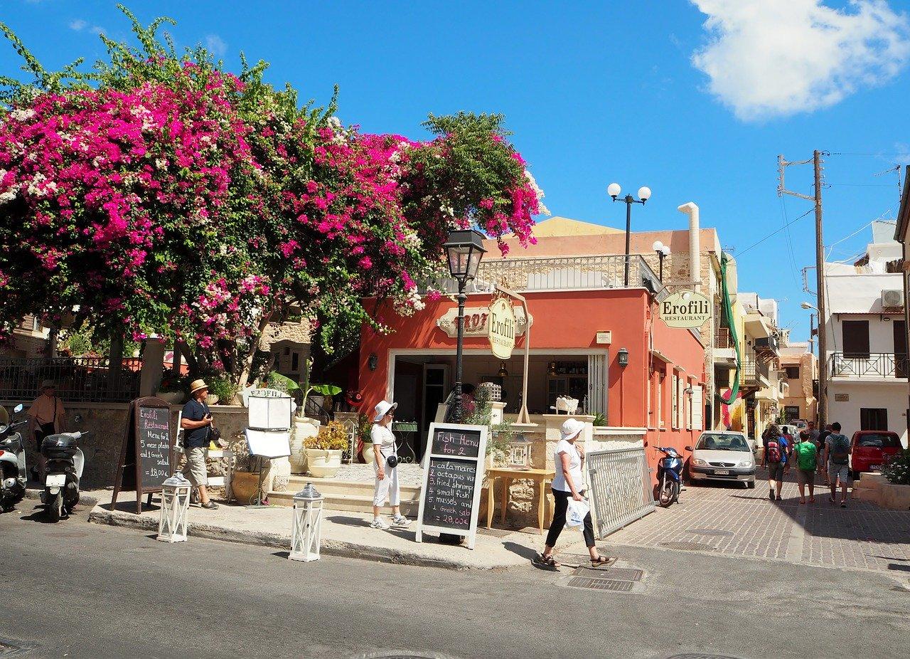 Restaurant in Rethymnon