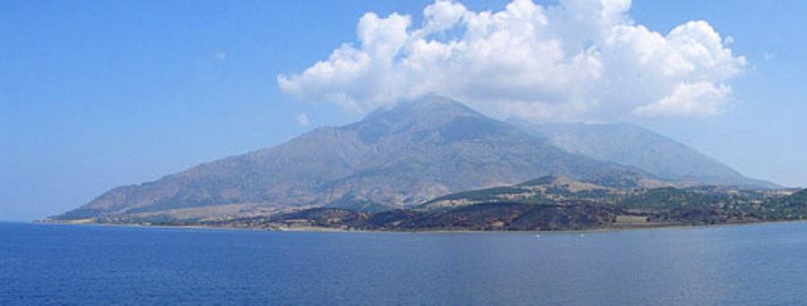 Mount Fengari, Samothraki