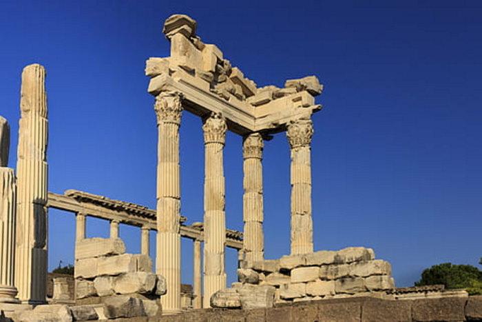 The Temple of the Great Gods on Samothraki
