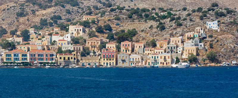 Symi in the Dodecanese Islands of Greece, https://www.greece-travel-secrets.com/Symi.html