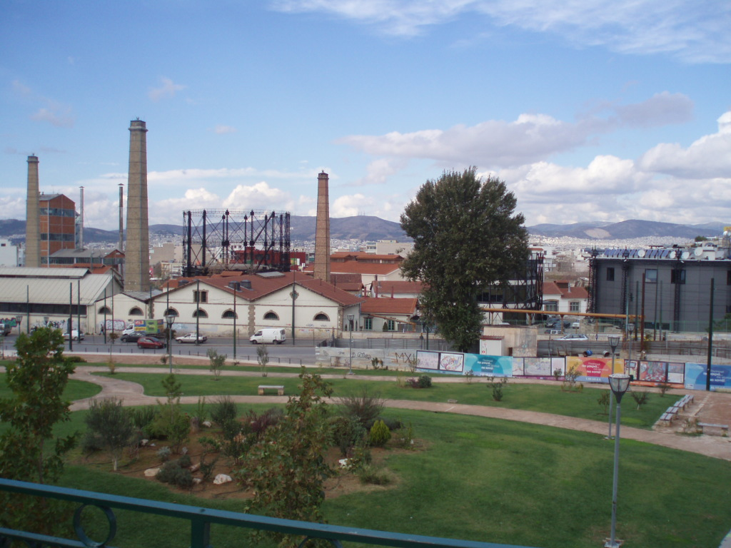 Technopolis in Athens