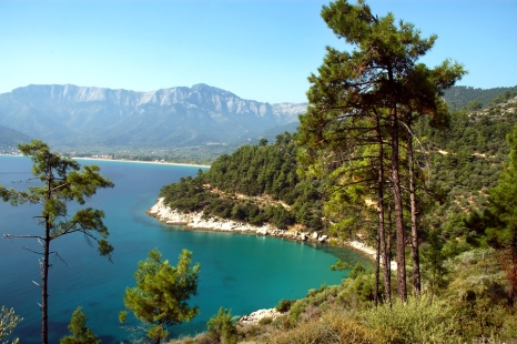 Thassos in the North East Aegean Islands of Greece, http://www.greece-travel-secrets.com/North-East-Aegean-Islands.html