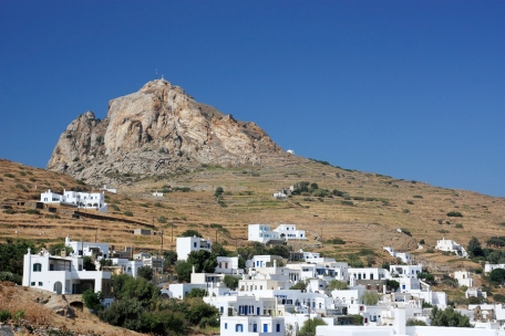 Tinos in the Cyclades Islands of Greece: http://www.greece-travel-secrets.com/Tinos.html