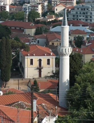 Xanthi in Thrace, eastern Greece: http://www.greece-travel-secrets.com/Xanthi.html