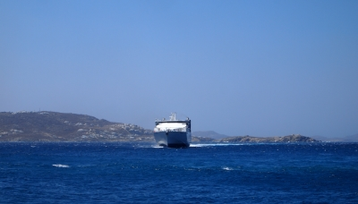 Greece Travel Secrets' Greek Ferry Guide, from https://www.greece-travel-secrets.com/Greek-Ferry-Guide.html