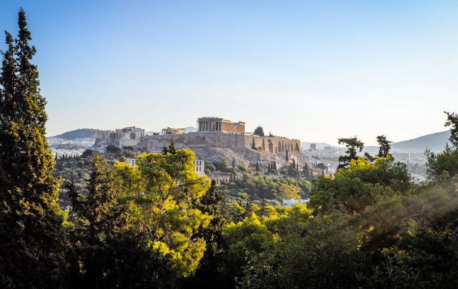 The Acropolis and Parthenon is one of the top ten things to do in Greece according to Greece Travel Secrets