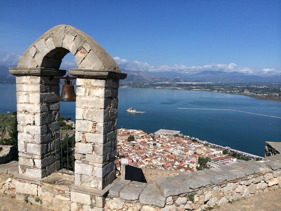 Nafplion in the Greek Peloponnese