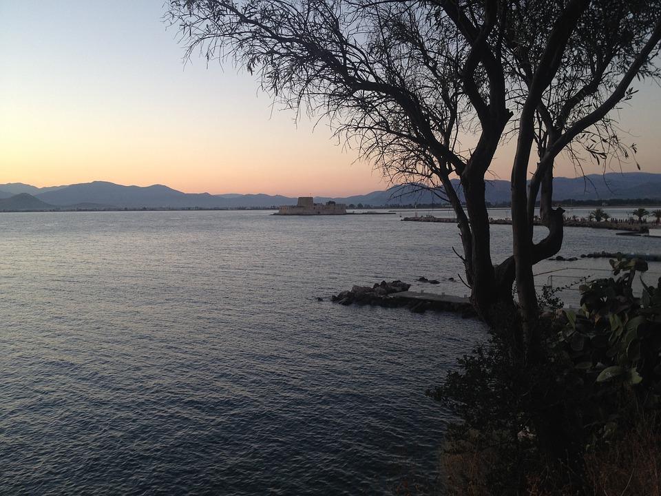 Nafplion Sunset