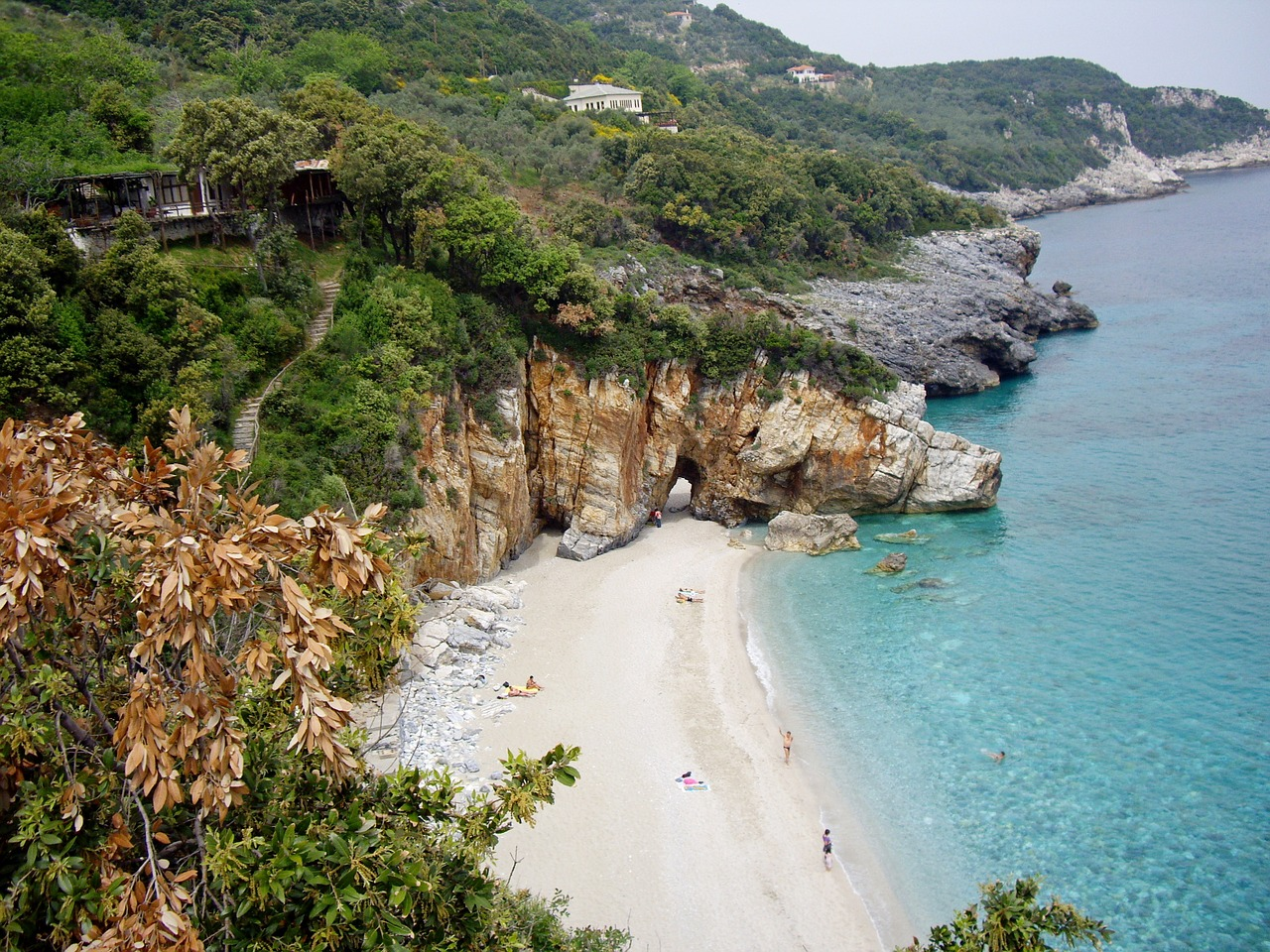 The Pelion Coast