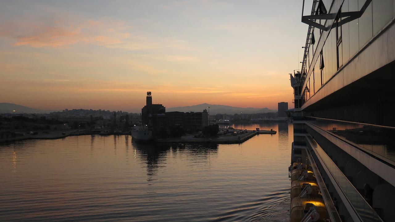 Piraeus Sunrise