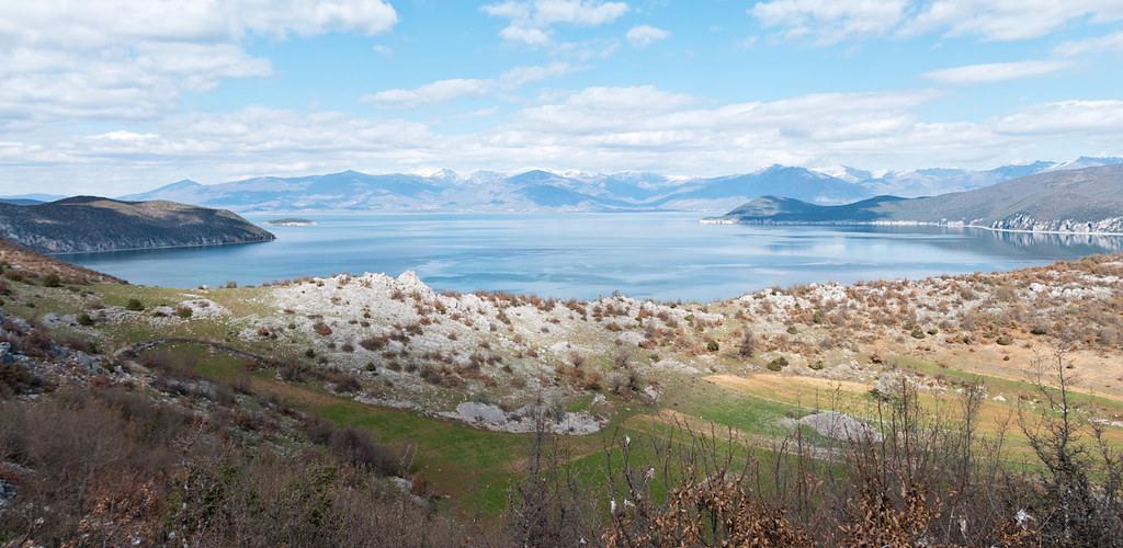 The Prespa Lakes