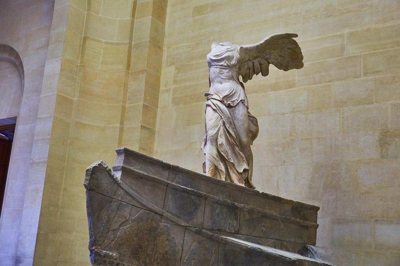 Winged Victory of Samothraki