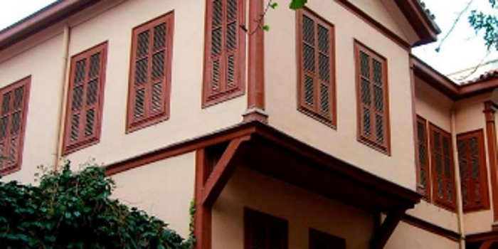 Ataturk House and Museum in Thessaloniki
