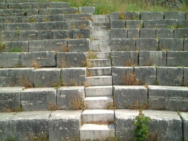 Butrint Archaeological Site, Albania