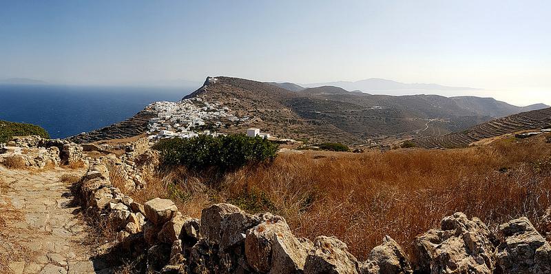 Sikinos, Cyclades, Greece