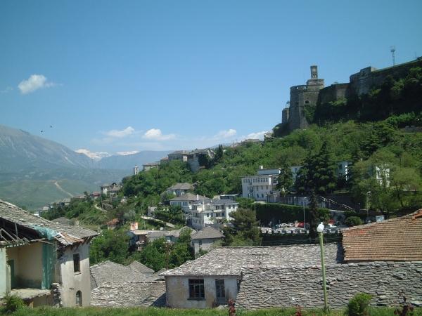 Gjirokaster in Albania