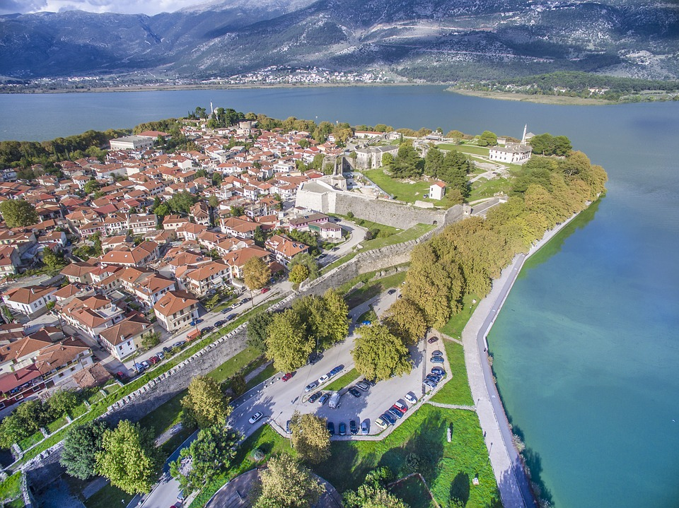 Ioannina and Lake Pamvotis