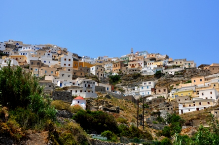 Olympos Village on Karpathos in the Dodecanese, http://www.greece-travel-secrets.com/Dodecanese.html