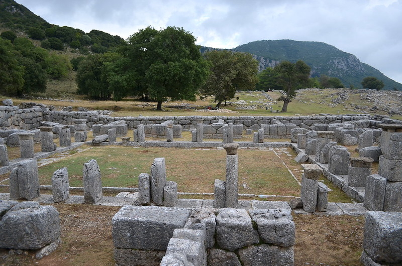 Kassopi Archaeological Site