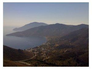 Livadia on Tilos in the Dodecanese Islands of Greece, from http://www.greece-travel-secrets.com/Tilos.html