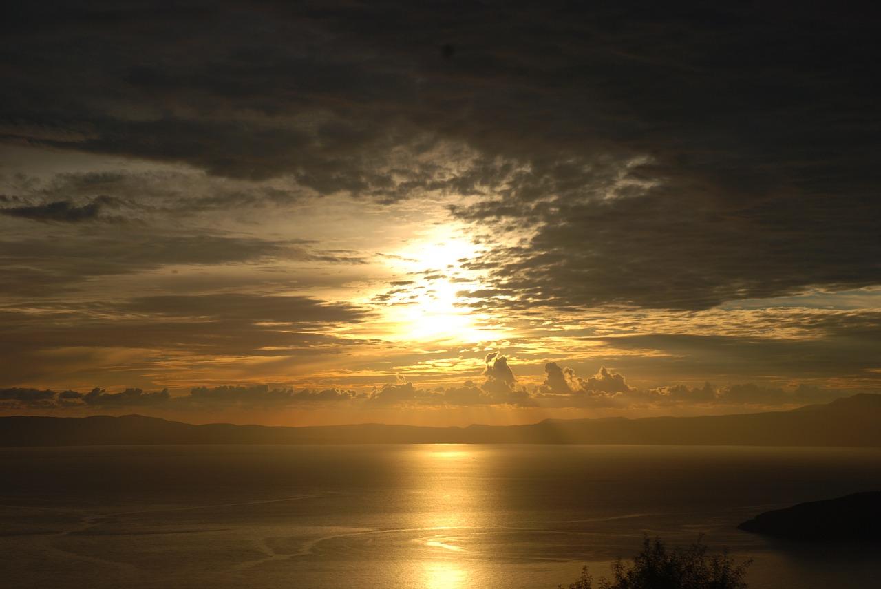 Mani sunset
