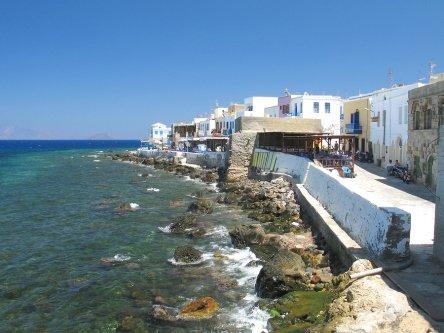 Mandraki on Nisyros in the Dodecanese Islands of Greece: http://www.greece-travel-secrets.com/Kos.html#Nisyros