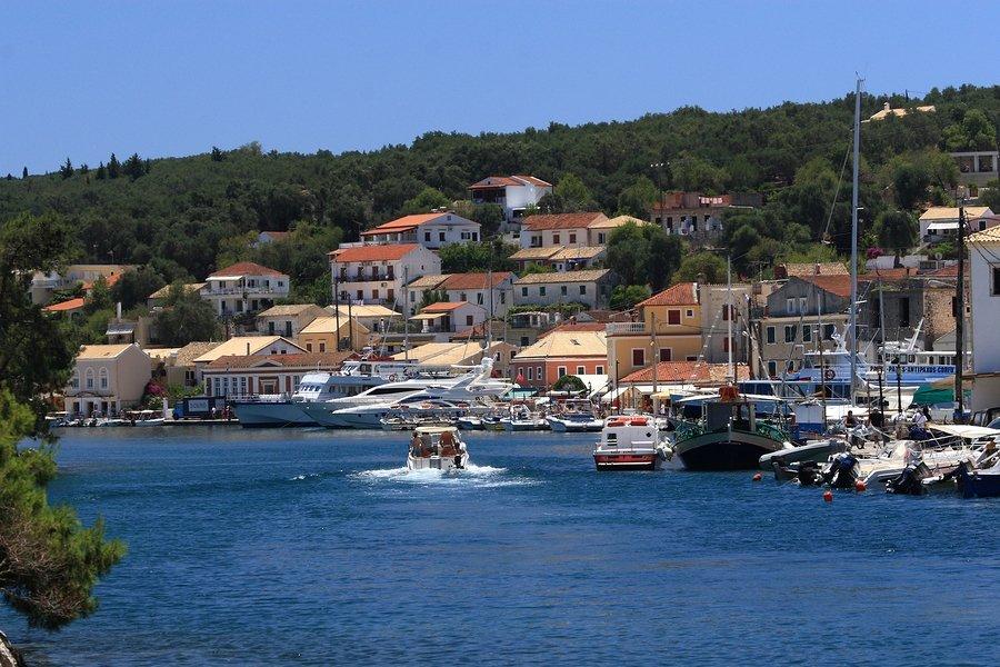 Paxos, Greece