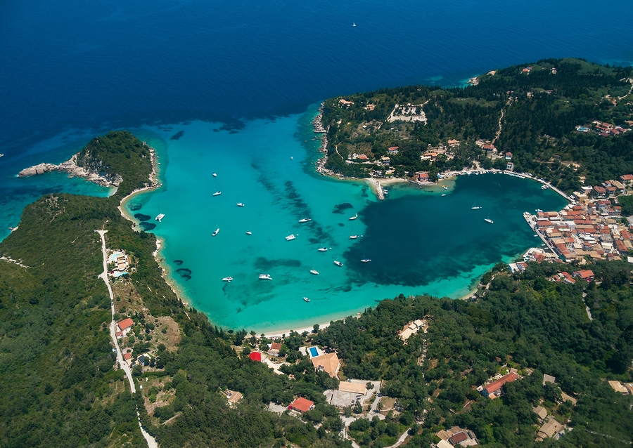 Paxos in the Ionian Islands