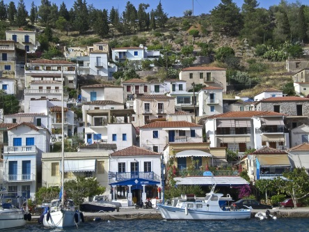 Poros in the Saronic Gulf Islands of Greece, repinned from http://www.greece-travel-secrets.com/Poros.html